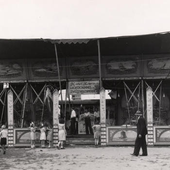 Luchtschommel, Huissen, 1947
