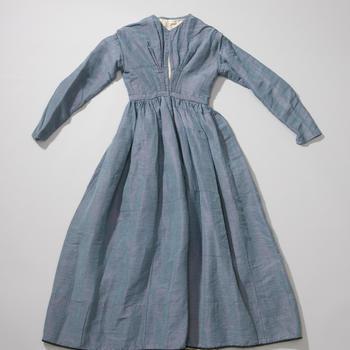 Japon van blauwe ripszijde, Winterswijk, 1860–1880