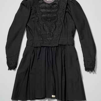 Schootjak met versierd voorpand, Hierden of Nunspeet, voor 1949