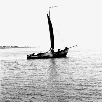 Botter uit Volendam, 1943