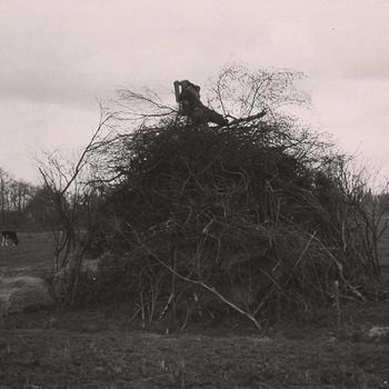 Takken voor het paasvuur, Oud Schoonebeek, 1946