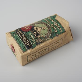 Pak Douwe Egberts koffie, 1925–1981
