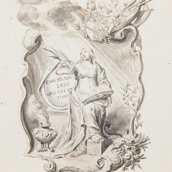 Minerva, 1734–1780