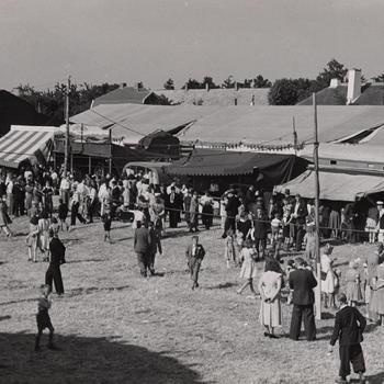 Kermis, Gendt, 1949