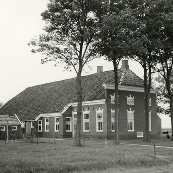 Boerderij, Vledderveen, 1965