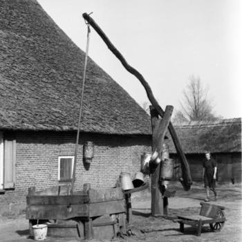Waterput, Oud Schoonebeek, 1946