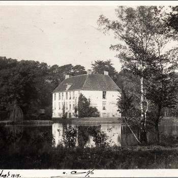 Landhuis Molecaten bij Hattem
