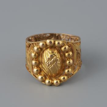 Gouden ring, Zuid-Beveland, 1850–1860