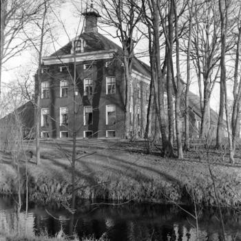 Boerderij Groot-Zeewijk, Warffum, 1944