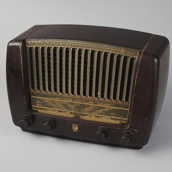 Radio, gemaakt door Philips, 1952–1953
