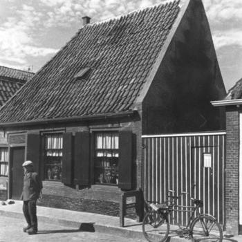 Arbeiders- of visserswoning, Workum, 1943