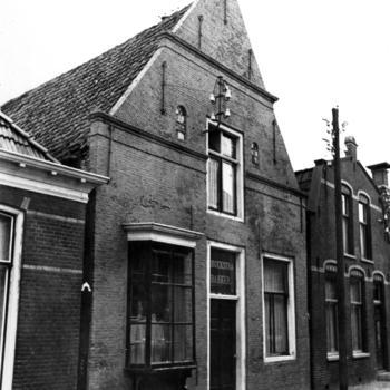 Bakkerij, Hindeloopen, 1943