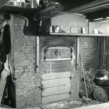 Bakkerij, Urk, 1943