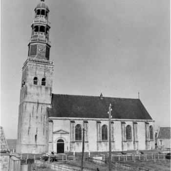Nederlandse hervormde kerk, Hindeloopen, 1943