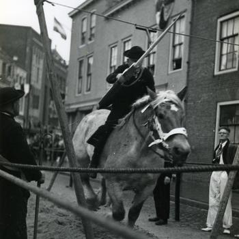 Ringsteken, Middelburg, 1954
