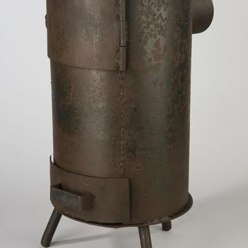 Noodkachel, 1940–1945