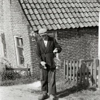 Omroeper, Kuinre, 1944