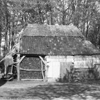 Schuur, Oud Schoonebeek, 1946