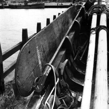 Botter, Marken, 1943