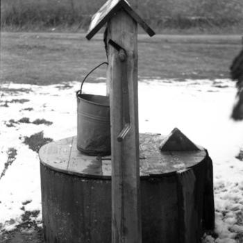 Waterput, Elspeet, 1946