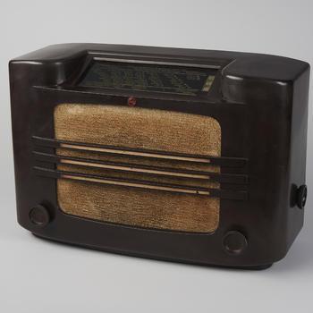Philips radio, Tsjechoslowakije, 1937–1938