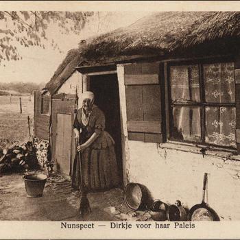 Nunspeet - Dirkje voor haar paleis