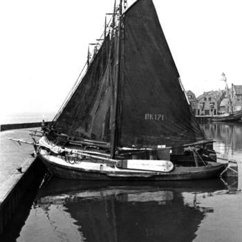 Botter UK 171, Urk, 1943