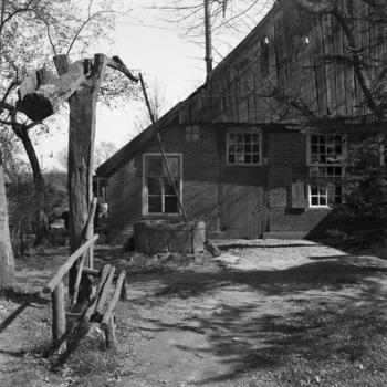 Put voor boerderij, Beuningen, 1943