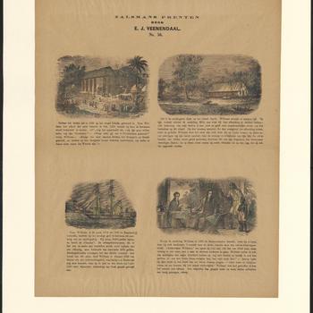 Zalsmans prenten, door E.J. Veenendaal - No. 56