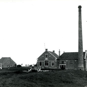 Stoomgemaal in de Beetsterpolder, 1918-1934