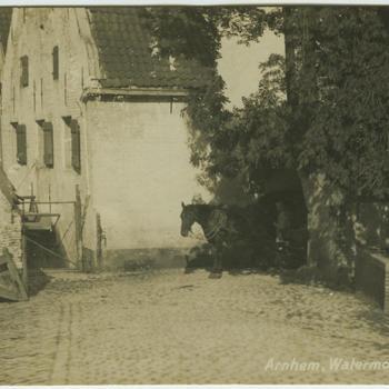 Arnhem. Watermolen Sonsbeek
