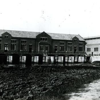 Gemaal bij Lemmer, 1920–1934