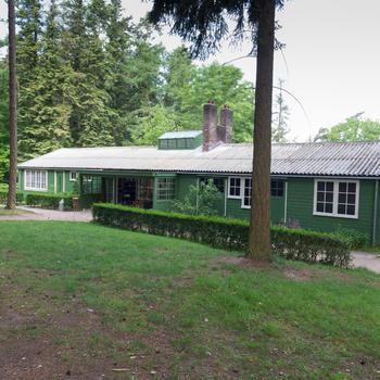Molukse barak, Lage Mierde, 1939