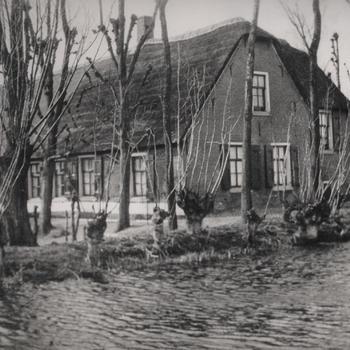 Boerderij, Hoogmade, 1930