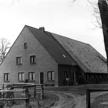 Boerderij, Kadoelen, 1942