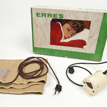 Elektrische babydeken van Erres, 1949