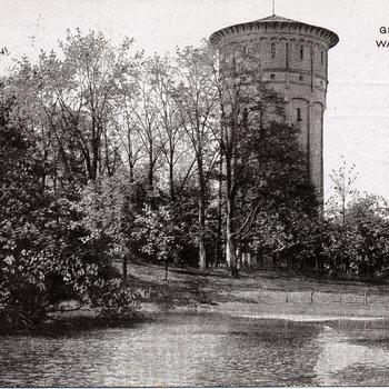 Groningen - Watertoren