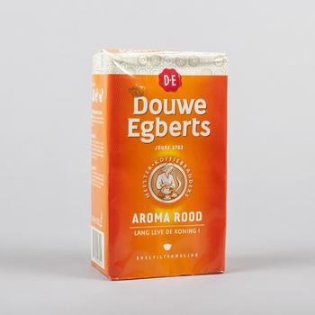 Douwe Egberts koffie, 2013