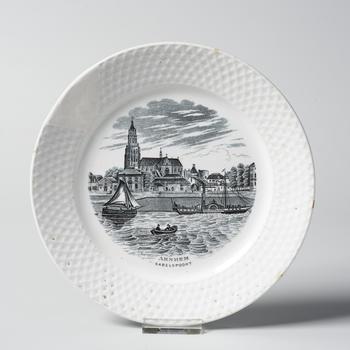 Bord, Maastricht, 1880