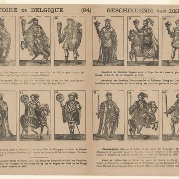 Histoire de Belgique - (94) - Geschiedenis van België