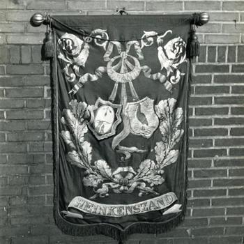 Vaandel van de schutterij, Heinkenszand, 1950