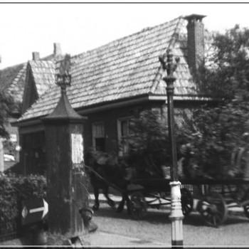 Aalten, 1945, vluchtende Duitsers 1945