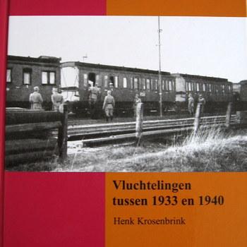 Grensgevallen : vluchtelingen tussen 1933 en 1940