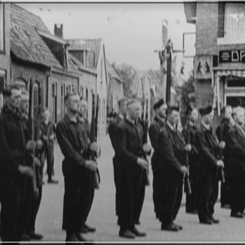 Aalten, 1945, Nederlandse Binnenlandse Strijdkrachten op het Damplein