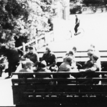 Bredevoort, 1940, Duitse militairen