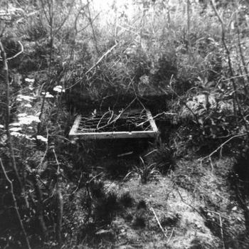 Grebbeberg, 1940, plaats waar B.J. Lievers gesneuveld is
