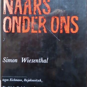 Moordenaars onder ons/ uit de dossiers van Simon Wiesenthal