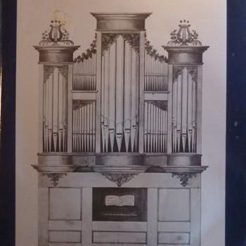 Die Bernischen Orgeln