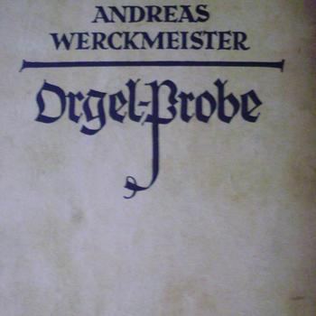 Orgelprobe