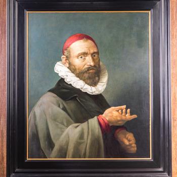 Olieverfschilderij van Jan Pietersz. Sweelinck (1562-1621)